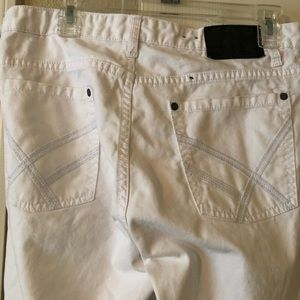 White Kenneth Cole jeans